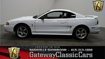 1998 Ford Mustang Cobra Coupe for sale 100775543